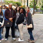 Black history tours with University of Dayton students